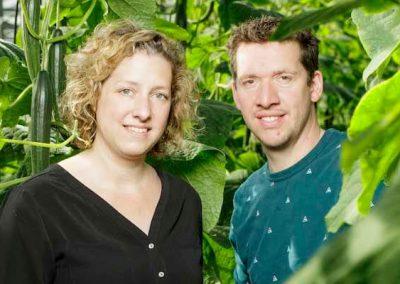 De Heulhoeve | Chantal en Joris van Aart
