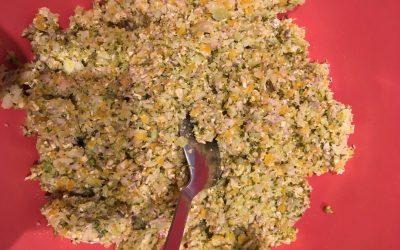 Recept: Groentekroketten